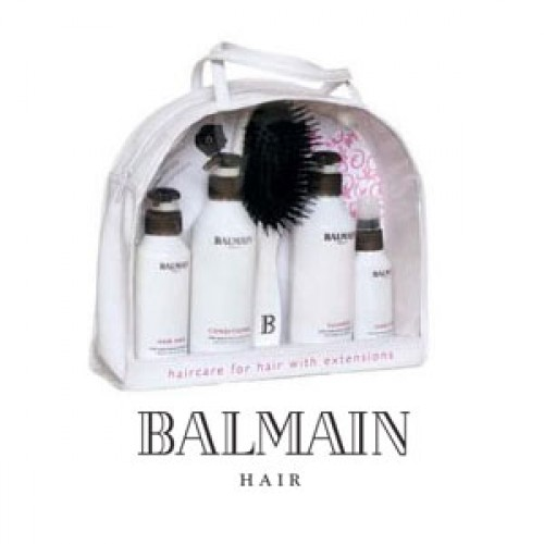 Balmain Beauty Bag Beauty Bag 5 Produkte im Set !