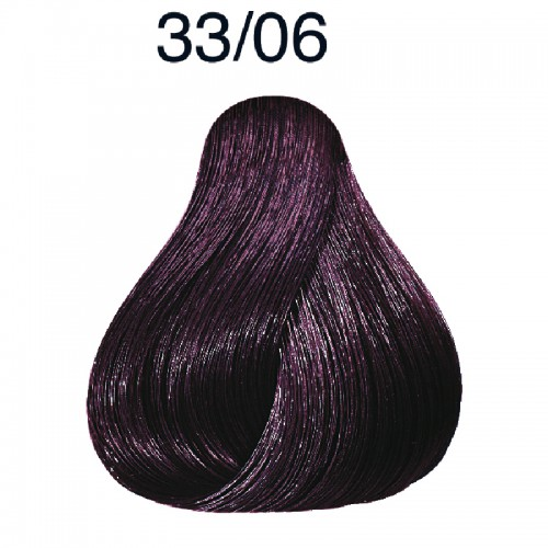 Wella Color Touch Plus 33/06 dunkelbraun-intensiv natur-violett