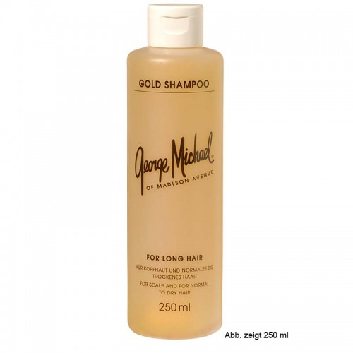 George Michael Gold Shampoo