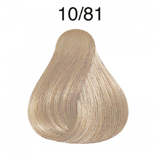 Wella Color Touch Rich Naturals 10/81 hell-lichtblond perl