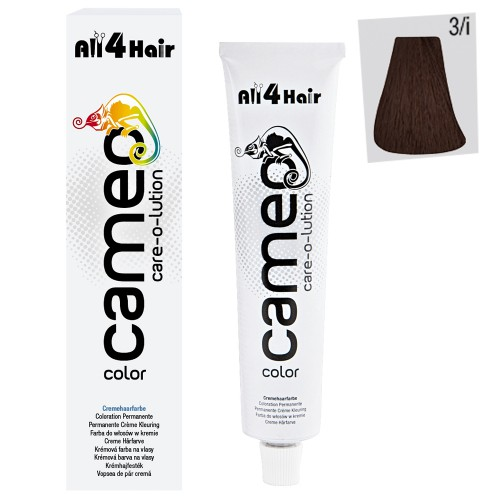 Cameo Color Haarfarbe 3/i dunkelbraun intensiv 60 ml