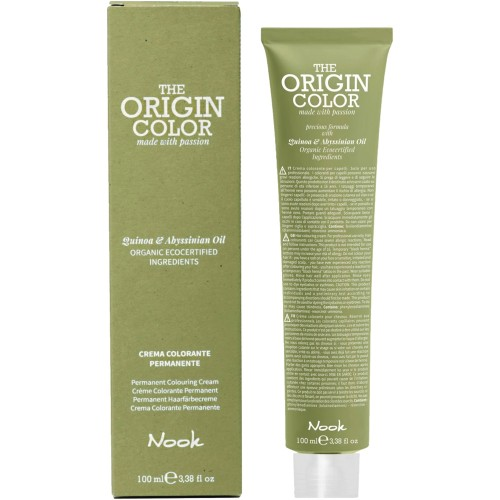 Nook The Origin Color 88.0 hellblond intensiv 100 ml