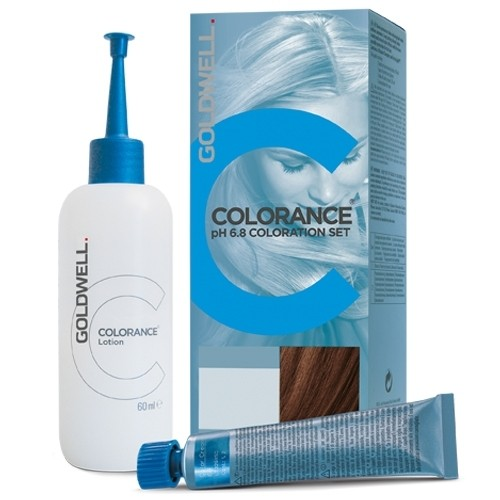 Goldwell Colorance pH 6,8 Tönungsset 7/G Haselnuss