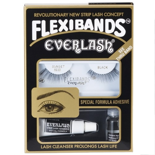 Everlash Flexibands Sunset Oberlid schwarz