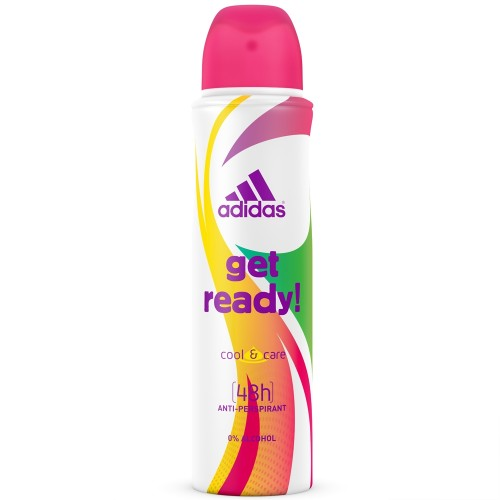 cheapest price best deals on low priced adidas get ready! for her Anti Perspirant Deo 150 ml