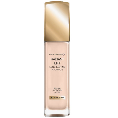 Max Factor Radiant Lift Foundation 30 Porcelain 30 ml
