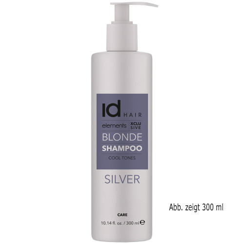 Id Hair Elements Blonde XCLS Silver Shampoo 100 ml