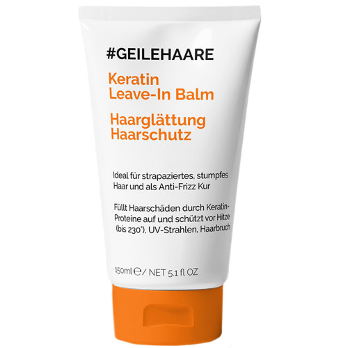 #GEILEHAARE Keratin Leave-In Balm 150 ml