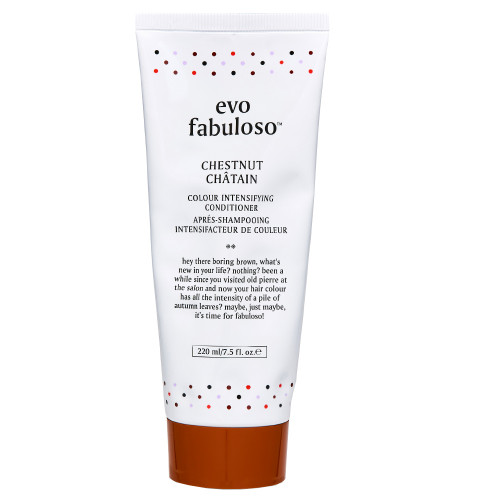 evo Fabuloso Chestnut Colour Boosting Treatment 220 ml