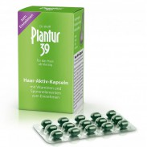 Plantur 39 Haar Aktiv Kapseln 60 Stk
