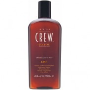 American Crew 3 in 1 Shampoo, Conditioner & Bodywash