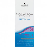 Schwarzkopf Natural Styling Hydrowave Glamour Wave KIT 3