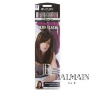 Balmain Color Flash Dark Red & Warm Caramel;Balmain Color Flash Dark Red & Warm Caramel