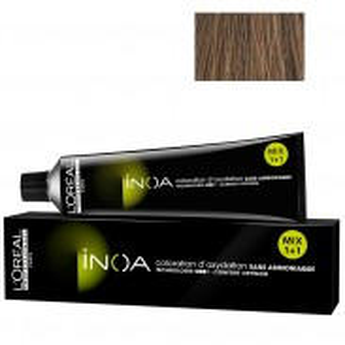 L'Oréal Professionnel INOA 7 mittelblond 60 ml