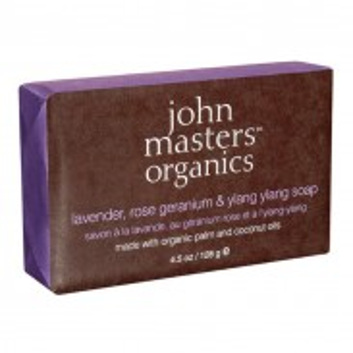 john masters organics Bodycare Lavender Rose Geranium & Ylang Ylang Soap 128 ml