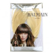 BALMAIN CLIP IN FFRINGE HONEY BLONDE;BALMAIN CLIP IN FFRINGE HONEY BLONDE