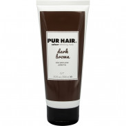 PUR HAIR Colour Refreshing Mask Dark Brown 200 ml