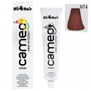 Cameo Color Haarfarbe 6/74 dunkelblond braun-rot 60 ml