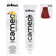 Cameo Color Haarfarbe 8/43 hellblond intensiv rot-gold 60 ml