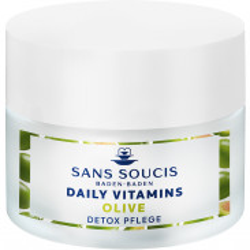 Sans Soucis Daily Vitamins Sensitive Detox 50 ml