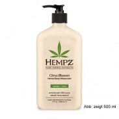 Hempz Citrus Blossom Herbal Moisturizer