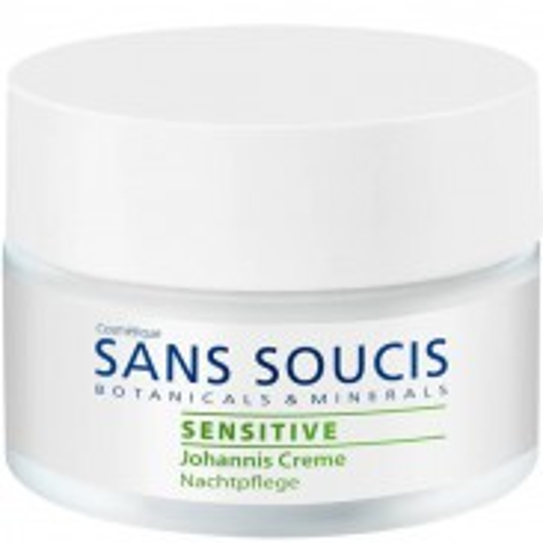 Sans Soucis Sensitive Johannis Creme Nachtpflege;Sans Soucis Sensitive Johannis Creme Nachtpflege