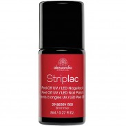 alessandro International Striplac 29 Berry Red 8 ml