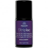 alessandro International Striplac 58 Blackberry 8 ml