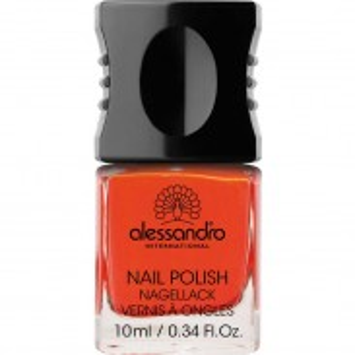 alessandro International Nagellack 14 Orange Red 10 ml
