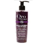 Fanola Oro Therapy Farbmaske intense violet 250 ml