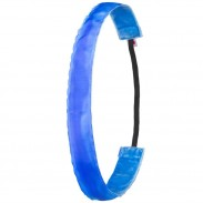 Ivybands Blue Waterflow Haarband
