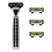 Shave-Lab Starter Set Tres Black P.4 Men