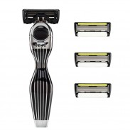 Shave-Lab Starter Set Seis Black P.6+1 Men