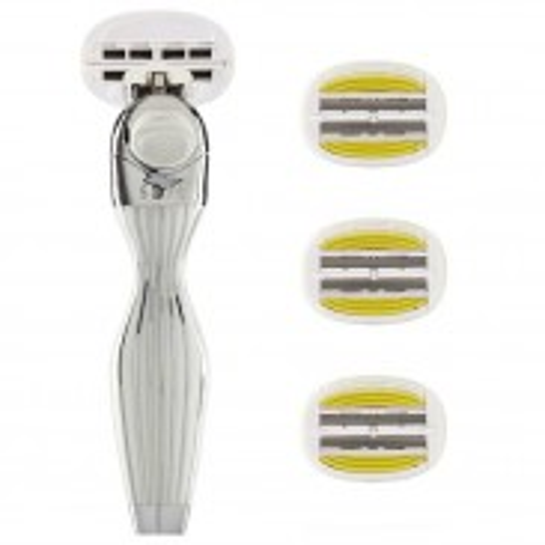 Shave-Lab Starter Set Seis White P.L.6+ Women