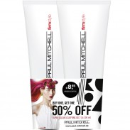 Paul Mitchell Buy One, get One 50% OFF Super Clean Sculpting Gel 2 x 200 ml