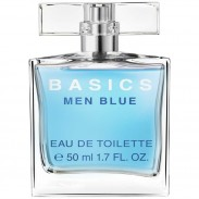 Basics Men Blue EdT Spray 50 ml