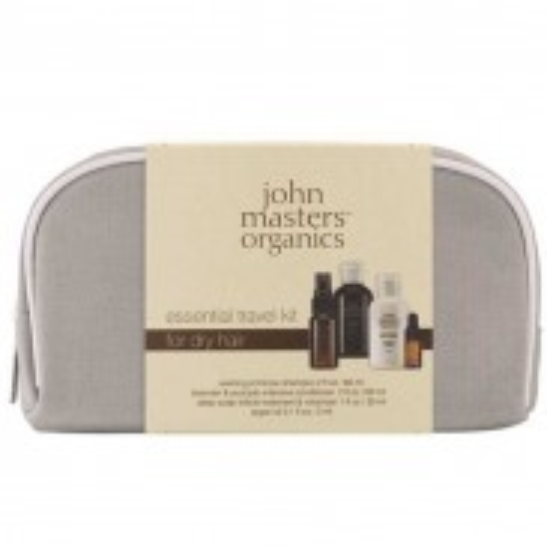 john masters organics Travel Kit dry hair