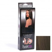 Hairdo Haarteil Clip in Straight Extension R6 chocolate 55 cm