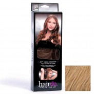 Hairdo Haarteil Clip in Wavy Extension R25 Ginger Blond 55 cm