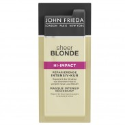 John Frieda Sheer Blonde Hi-Impact Kur Sachets 25 ml