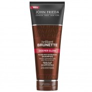 John Frieda Brilliant Brunette Deeper Glow Shampoo 250 ml