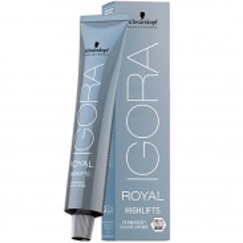 Schwarzkopf Igora Royal Highlifts 10-14 ultrablond cendre beige 60 ml