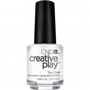 CND Creative Play Top Coat 13,5 ml