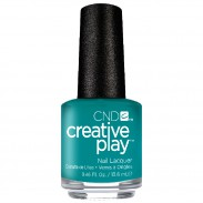 CND Creative Play Head Over Teal #432 13,5 ml