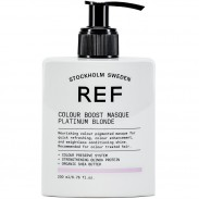 REF. Color Boost Masque Platinum Blonde 200 ml