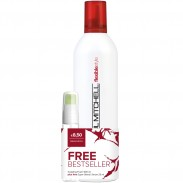 Paul Mitchell Sculpting Foam 500 ml + gratis Mini Super Skinny Serum