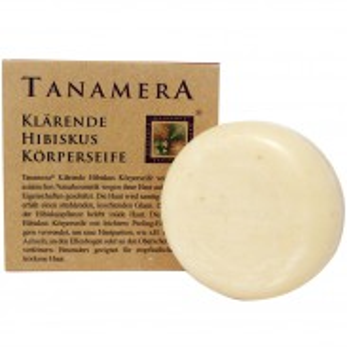 Tanamera klärende Hibiskus Körperseife 100 g