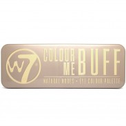 W7 Cosmetics Colour Me Buff Eye Colour Palette