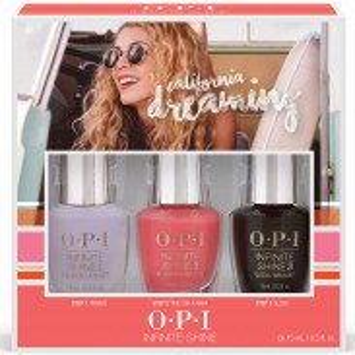 OPI California Dreaming ISDC3 Infinite Shine Trio Pack
