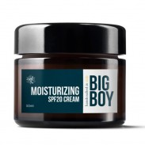 Big Boy Gesichtspflege - Moisturizing Cream 50 ml